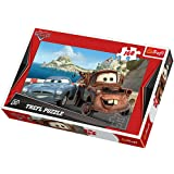 Trefl Puzzle Mater and Finn Disney Cars 2 (160 Pieces)