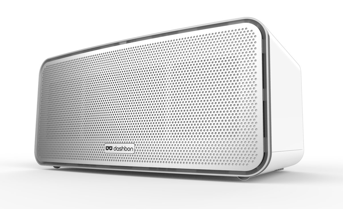 Dashbon Flicks 140 Kabelloser Boombox HD Projektor: Amazon.de ...