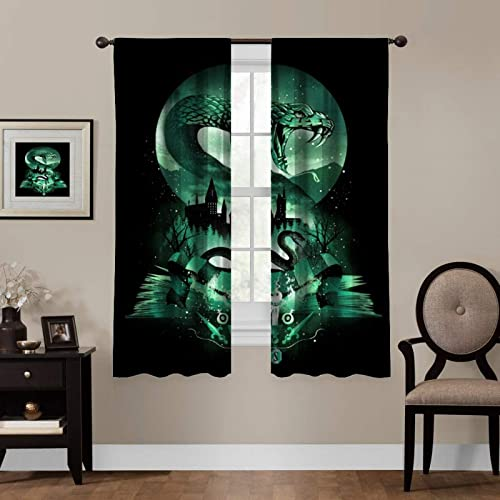 Anime Blackout Curtain