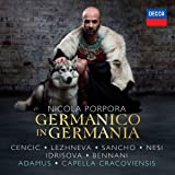 Porpora: Germanico in Germania (3CD Multipack)
