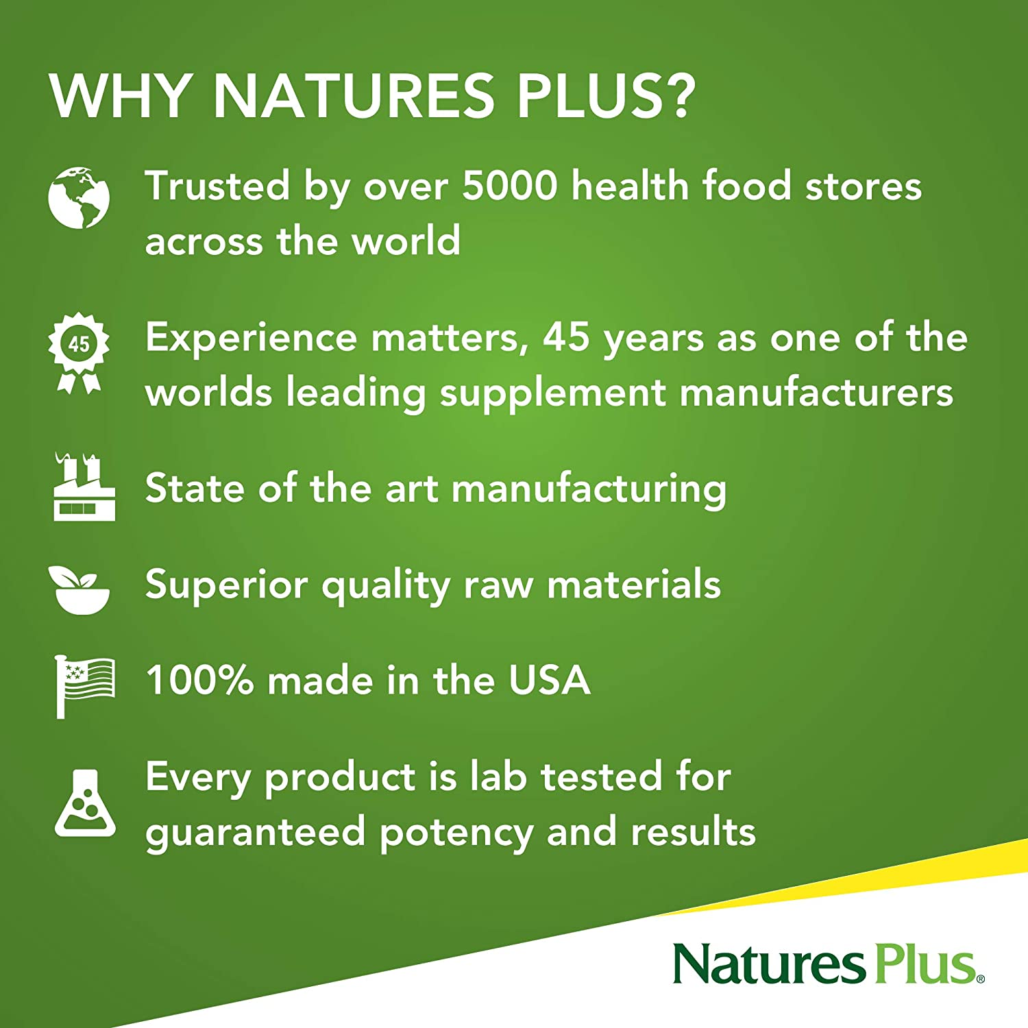 Amazon.com: Natures Plus - Source of Life Tablets, Multi-Vitamin and Mineral Supplement, 90 count: Health & Personal Care
