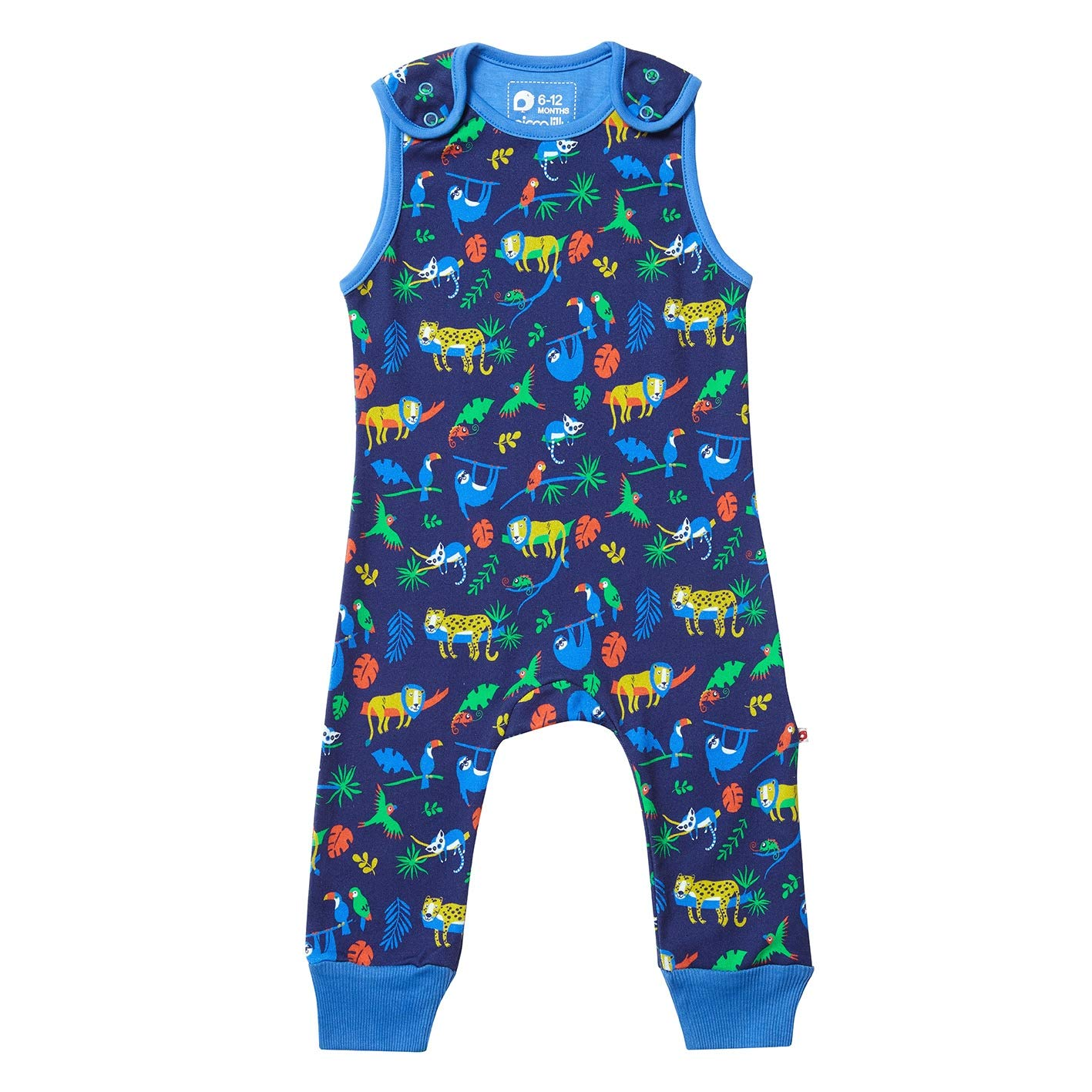 0-24 Monate Piccalilly Baby M/ädchen Overall