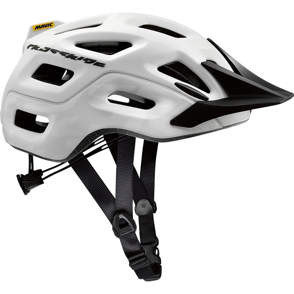 Mavic Crossride MTB Fahrrad Helm weiß 2018