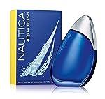 Nautica Eau de Toilette Aqua Rush para Hombre 3.4 Oz, color Indigo Baleen, 100 ml