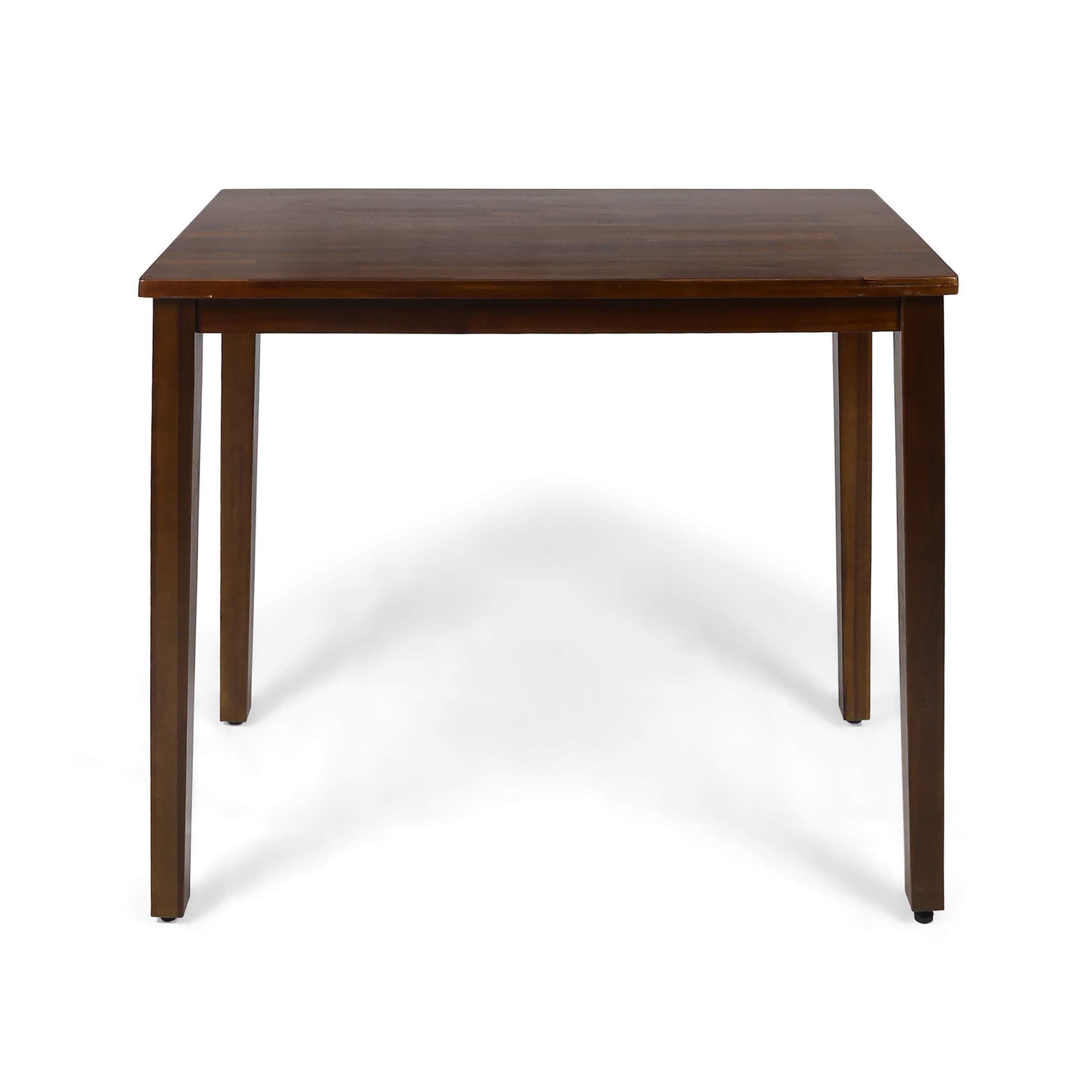 Christopher Knight Home Taylo Contemporary Acacia Wood Bar Height Table, Rich Mahogany Finish by Christopher Knight Home