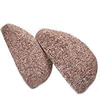 Pumice Stone Feet Care Callus Remover Natural Skin Care Product, Pack of 2