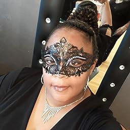 Amazon Com Womens Masquerade Mask Metal Rhinestone Venetian Halloween Christmas Evening Prom Ball Party Mask 4 Pcs Blue Metal Clothing