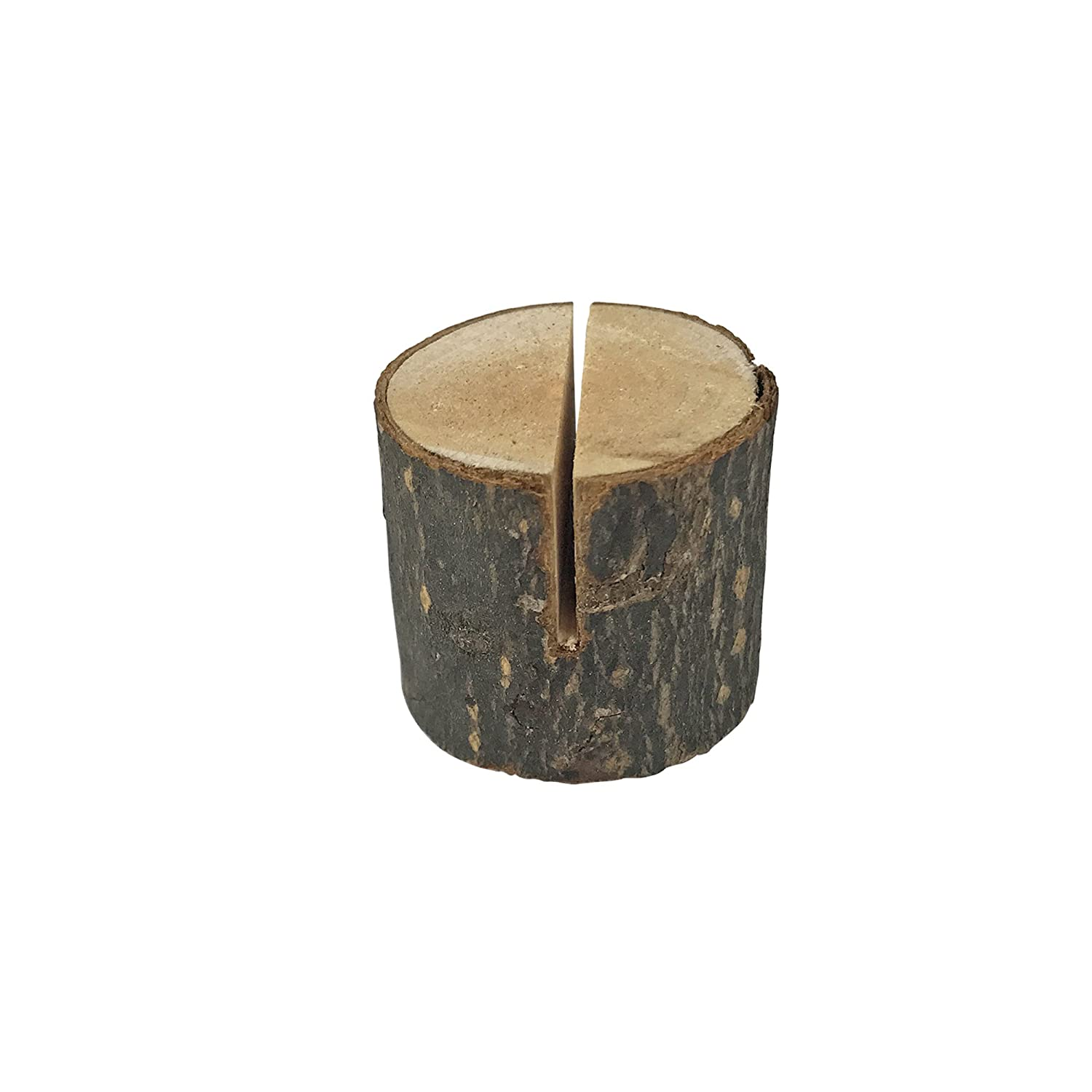 10 Pcs Rustic Wooden Place Card Table Number Wedding Card Holders