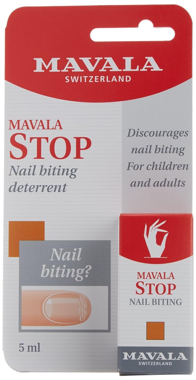 Amazon.com : Mavala Stop Helps Cure Nail Biting and Thumb Sucking ...
