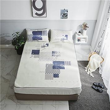 GX&XD Cartoon Lavable Estera de Dormir de Verano,Estera de Dormir de Verano Tres Plegable