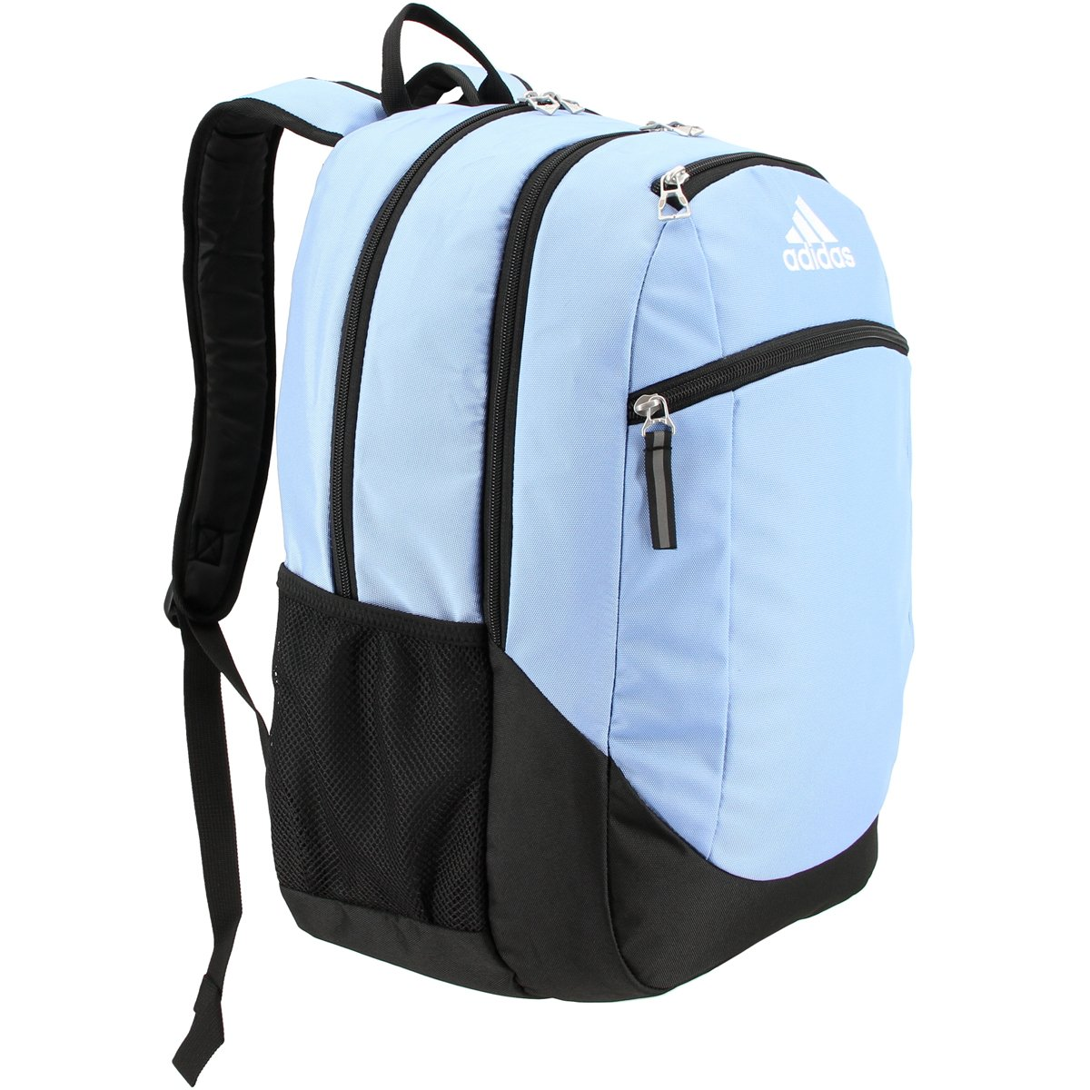 5ad78cde880 adidas Unisex Striker II Team Backpack Collegiate Light Blue Black White
