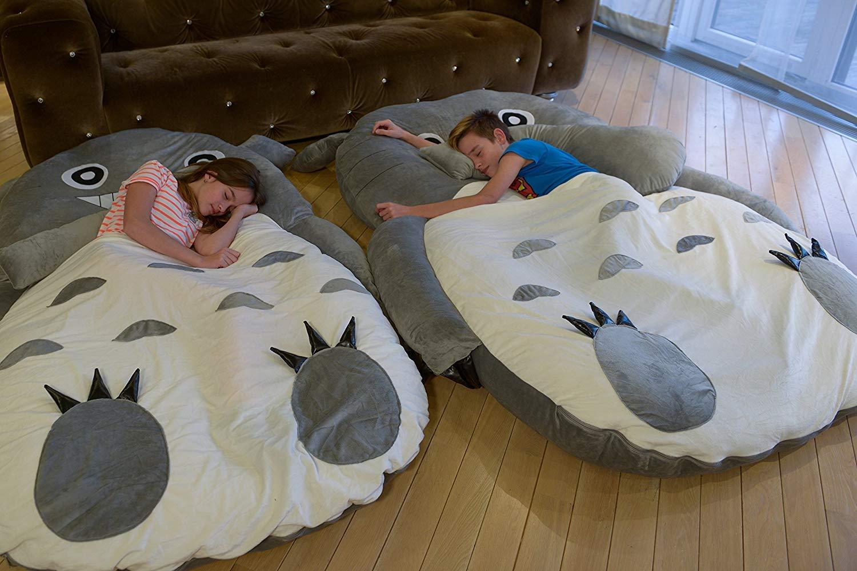 WJHW Totoro Colchones para Cama,Colchón Tatami,Sofás salón,Colchón,Acolchado,para Dormitorio Sala Pasillo,200 * 170cm: Amazon.es: Hogar