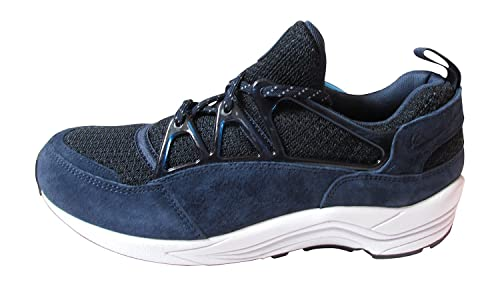 the latest d3cee 1ef5b nike air huarache light PRM mens trainers 708831 sneakers shoes (uk 9 us 10  eu 44, midnight navy white black 441)  Amazon.co.uk  Shoes   Bags
