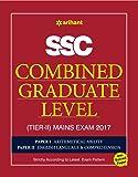 SSC Combined Graduate Level Mains Exam Tier-II 2017