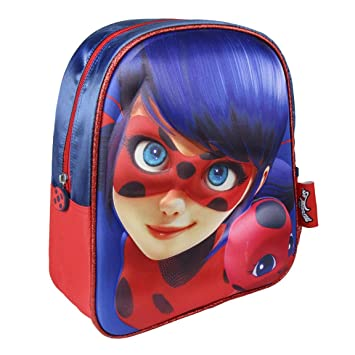 Lady Bug Miraculous CD-21-2097 2018 Mochila Escolar, 40 cm: Amazon.es: Equipaje
