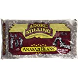 Adobe Milling Dried Anasazi Beans 16oz Bag (Pack of 6)