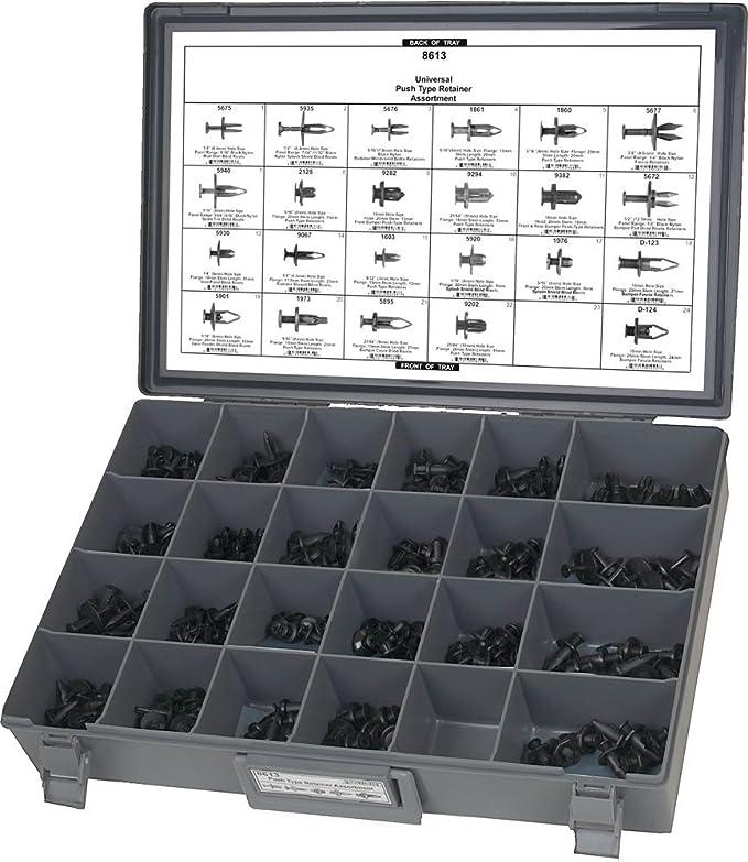 Disco Automotive 8601 Universal Shield Retainer Assortment