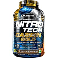 Muscletech NitroTech Casein Gold - 2.28 kg