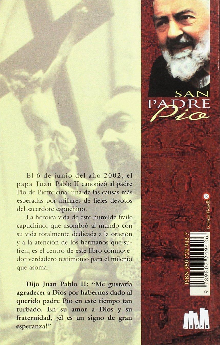 UN FRAILE DE ORACION Y SUFRIMI: Amazon.es: Luis Ofm Glinka: Libros