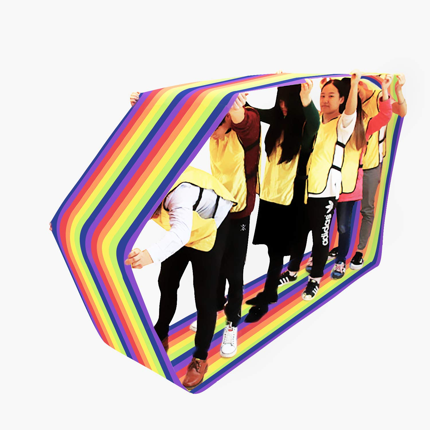 KINDEN Teamwork Games Group Learning Activity Fun Playing Run Mat by KINDEN (Image #1)