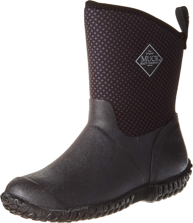 | Muck Boot Women's Muckster Ii Mid Rain Boot | Rain Footwear