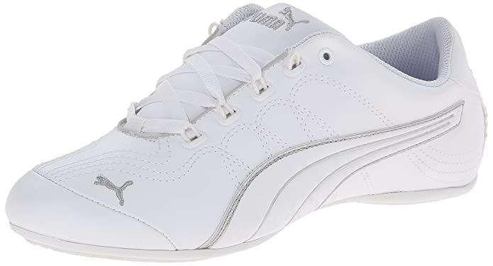 Puma Soleil V2 Komfort Fun Sneakers White/Puma Silver 39 EU