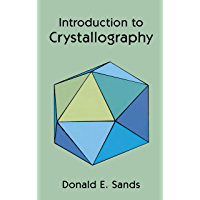Introduction to Crystallography (Dover Books on Chemistry) (English Edition)