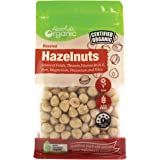 Absolute Organic Roasted Hazelnuts, 250 g