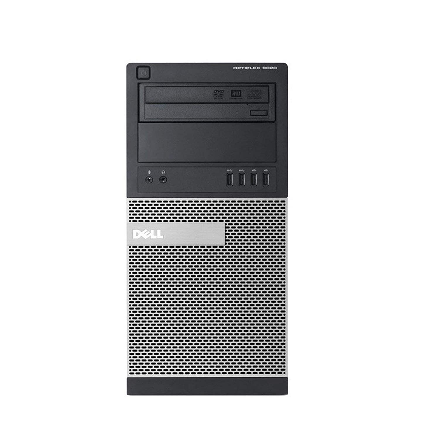 Dell Optiplex 9020 Mini Tower Desktop PC, Intel Core i5-4570-3.2 GHz, 16GB Ram, 256GB SSD+2TB SATA WiFi, DVD-RW, Windows 10 Pro (Renewed)