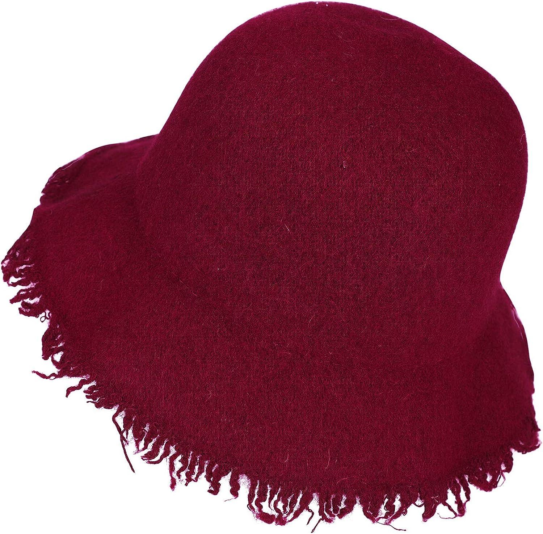 Women Bucket Hats Winter...
