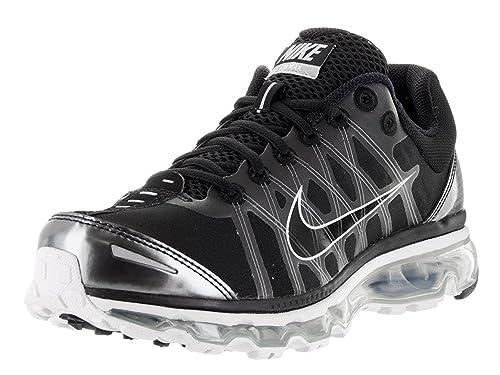 Nike Men's Air Max 2009 Running Shoe, Black/Black Ntrl Grey Drk Gry,