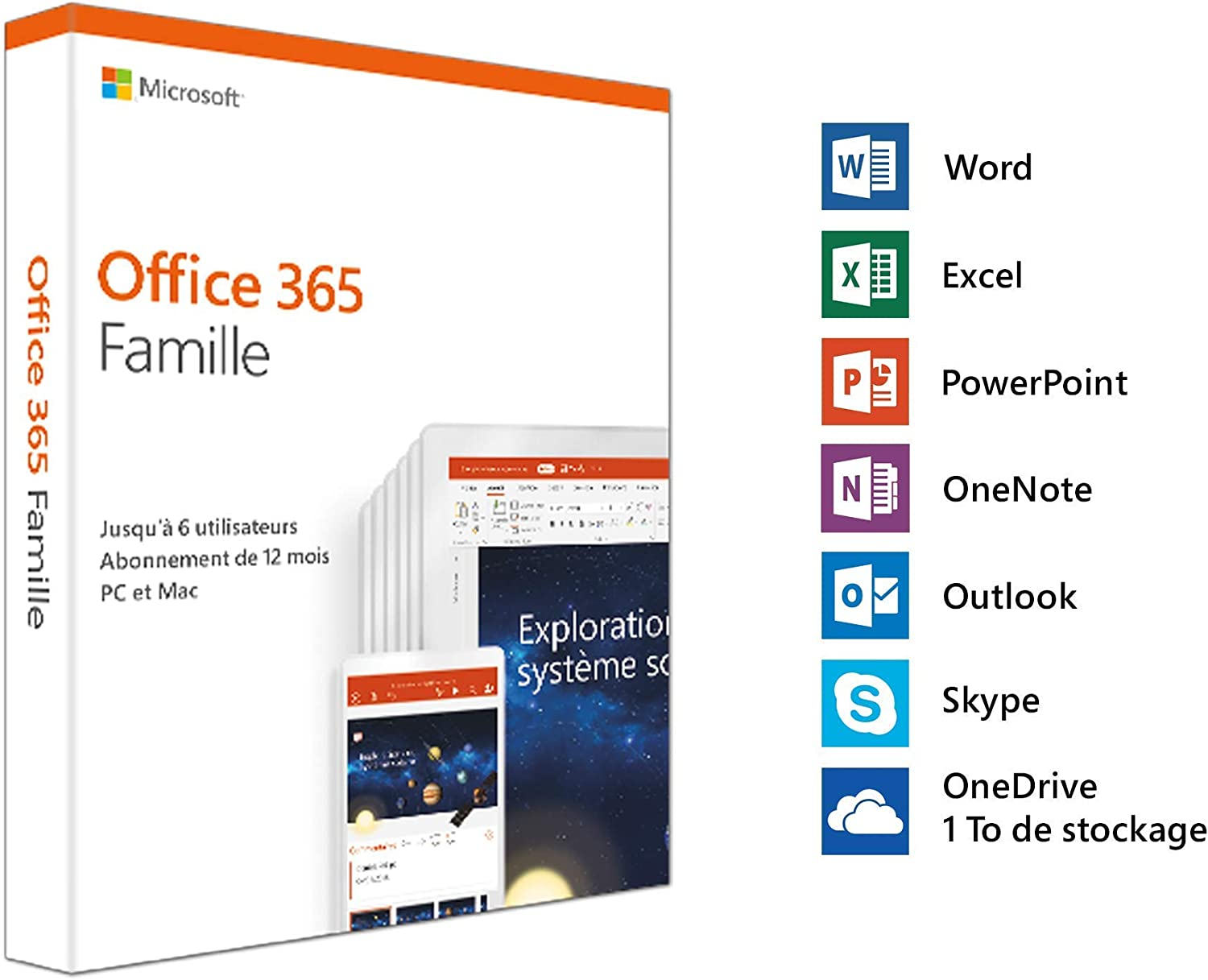 MICROSOFT Office 365 Home: Amazon.es: Electrónica