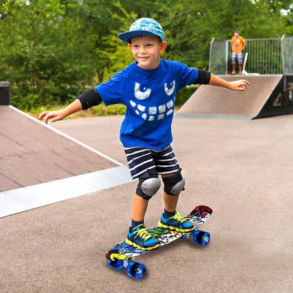 ENKEEO Skateboards 22 Inches Skateboard - 1