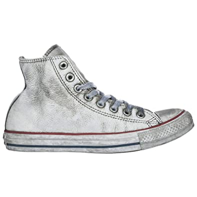 All Star Femme Limited Converse Cuir Edition BlancHomme b7fgY6y