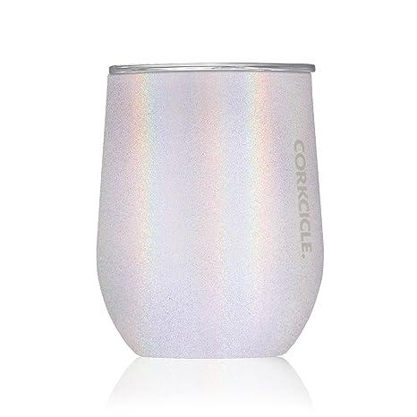 5c096746d67 Amazon.com | Corkcicle 12 oz Triple-Insulated Stemless Glass (Perfect for  Wine) - Unicorn Magic: Wine Glasses