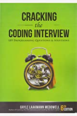 Cracking the Coding Interview: 189 Programming Questions and Solutions Kindle Edition