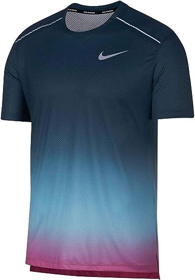 Nike Men's Dry Miler Reflective Running