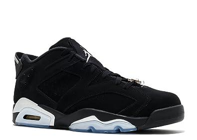 Jordan Men's Basketball 6 Chrome Low Shoes 9.5 D(M) US