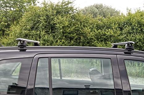 5 Door Avant 4F//C6 K39 VDPKING2 Roof Rack Bars Compatible with Audi A6 4-11