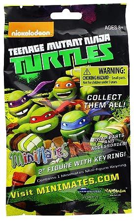 Teenage Mutant Ninja Turtles Minimates Series 2 Blind Bag ...