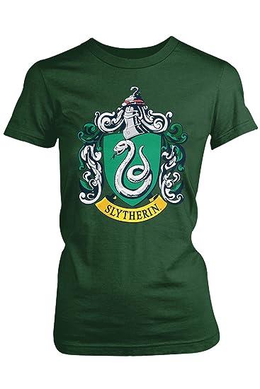 HARRY POTTER - Camiseta - Camisa - para Mujer: Amazon.es: Ropa y accesorios