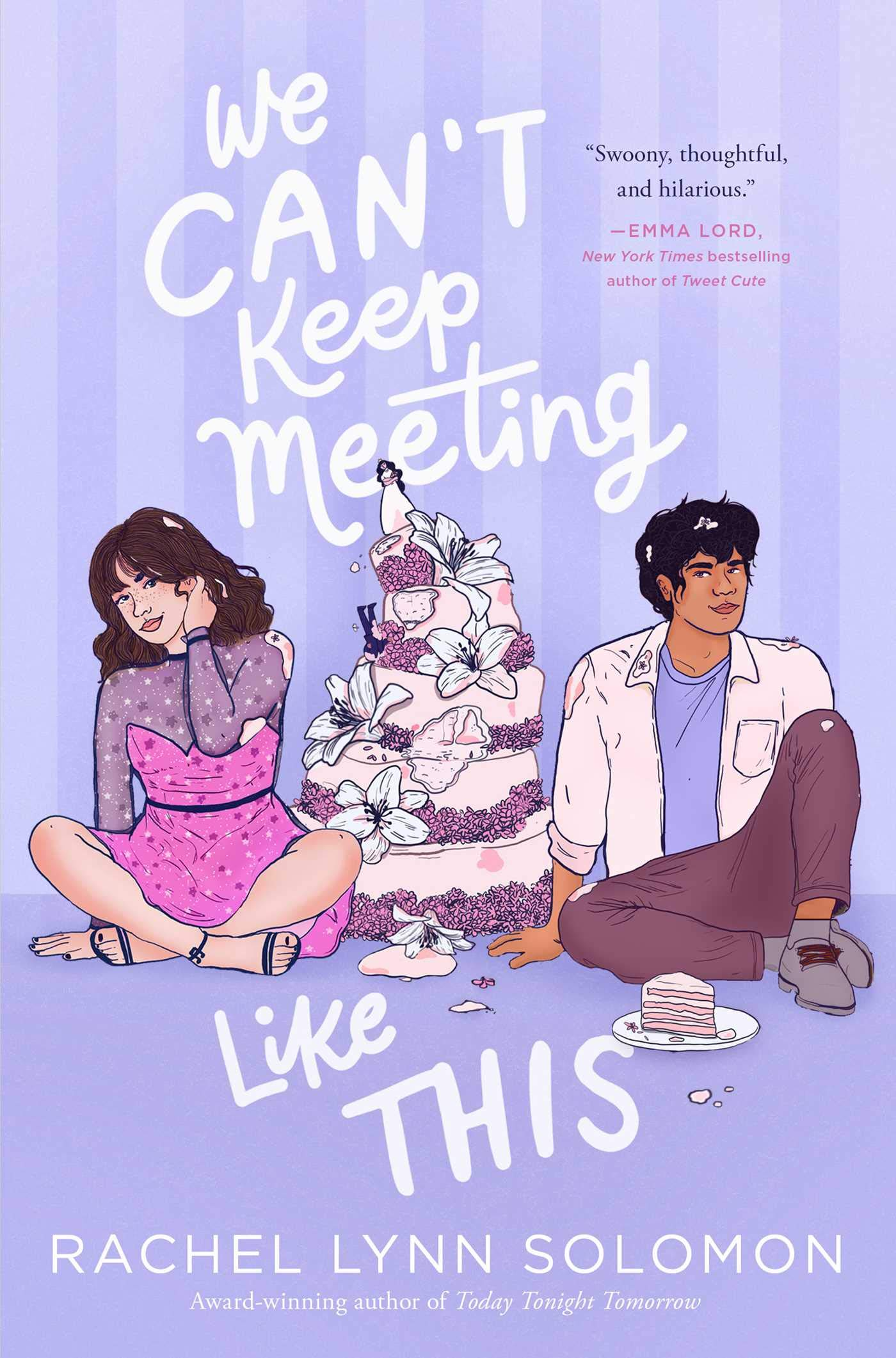 We Can't Keep Meeting Like This: Solomon, Rachel Lynn: 9781534440272: Books  - Amazon.ca