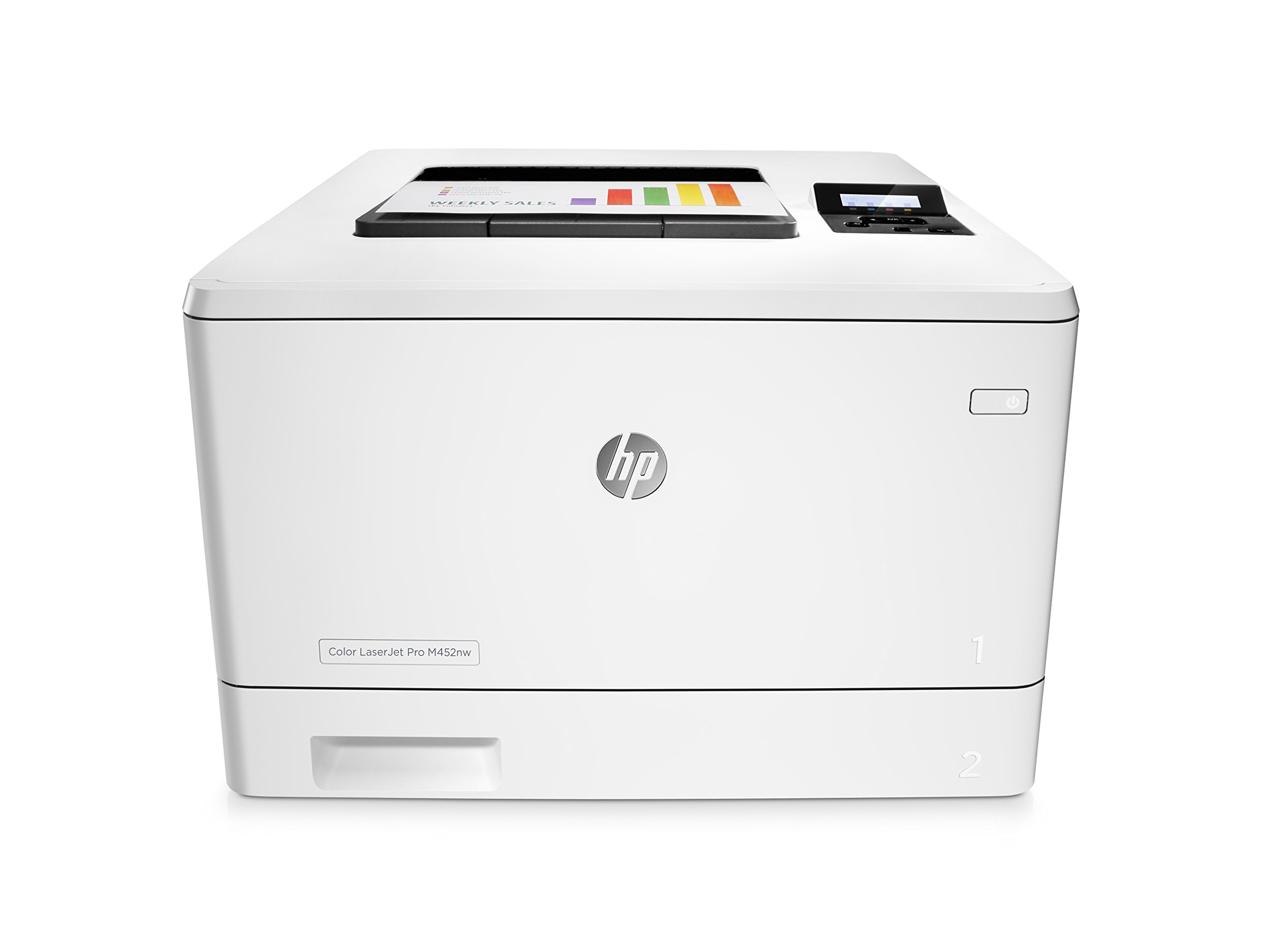 HP Laserjet Pro M452nw Wireless Color Printer by HP