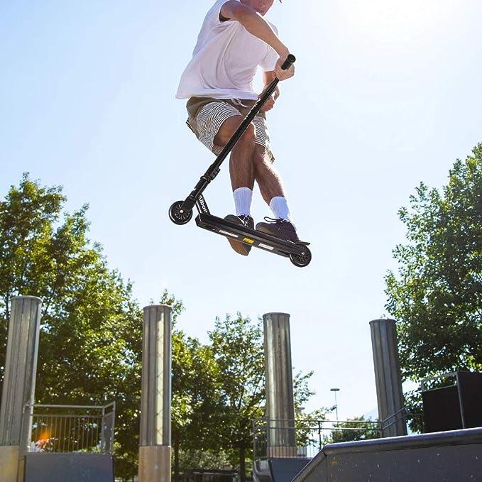 Amazon.com: Patinete completo Albott Pro Stunt para niños de ...