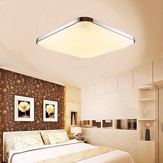 Lámparas de techo modernas de techo de 12W de luz de techo ...