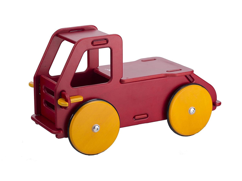 Moover Baby Truck ベビートラック(組立式)   レッド   B001EHJSVU