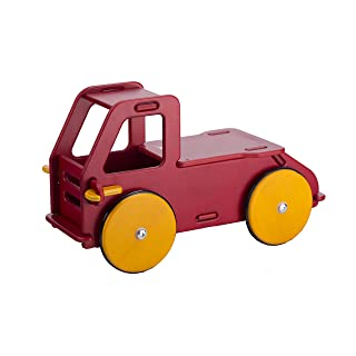 HABA Moover Baby Truck, Red