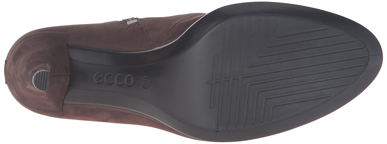 ECCO Woherren Woherren Shape 75 Sleek Ankle Stiefel Coffee Coffee Coffee Nubuck 37 EU 6-6.5 M US e5e97c