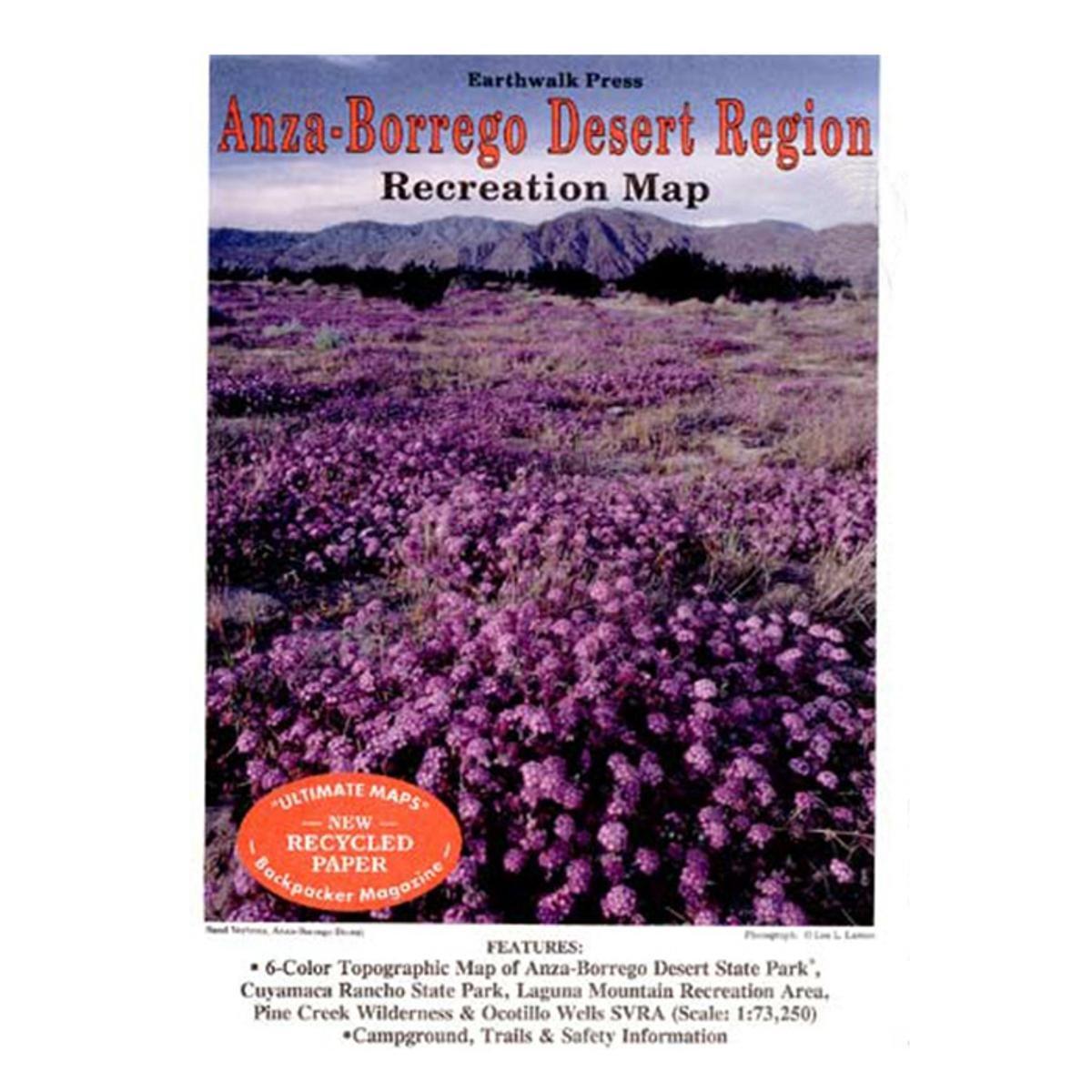 Download Anza-Borrego Desert Region, CA pdf
