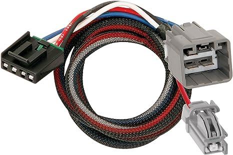 tekonsha 3023 p brake control wiring adapter for ram trailer brake light wiring diagram dodge trailer brake controller wiring #9